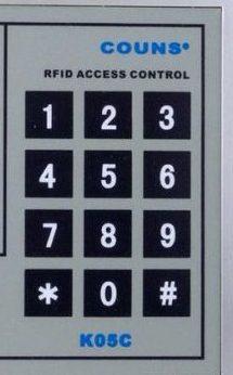 cu-k05-rfid-access-controller