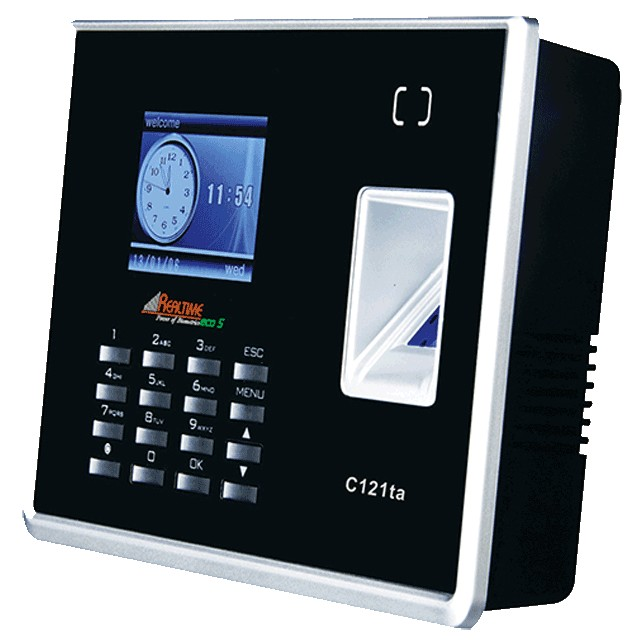 realtime-c121t-access-control