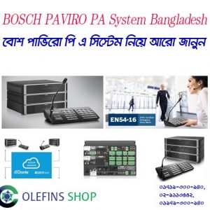 Public Address Solutions (PA System)