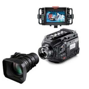 Studio & ENG Camera