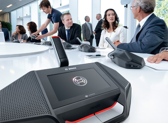 BOSCH-Conference-System-in-bd