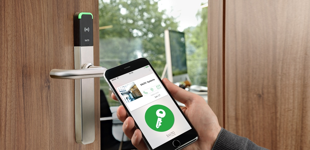 use-smartphone- for-access -control